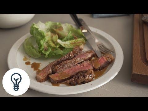 Roy Yamaguchi's Soy-Mustard Sauce (a.k.a. 3-Ingredient SteakSauce)