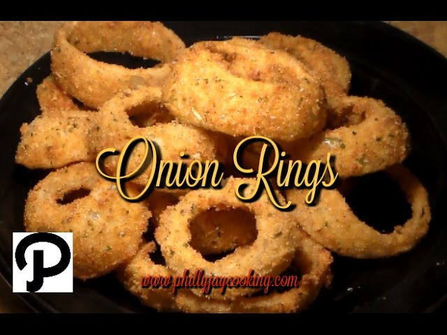 How To Make The Best Crispy Onion Rings At Home Delicious Onion Ring Sauce Recipe