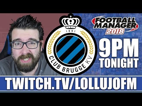 Club Brugge - For One Night Only!!