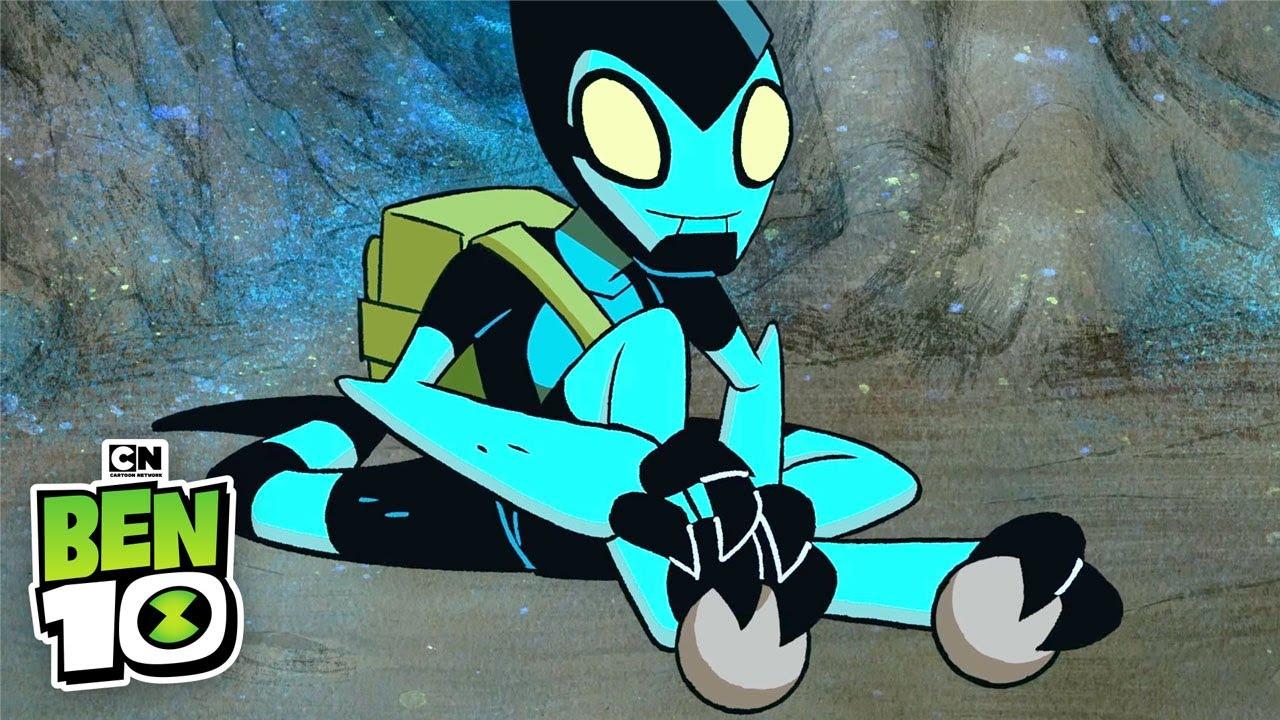Ben 10 Xlr8 S Alien World Episode 4 Cartoon Network