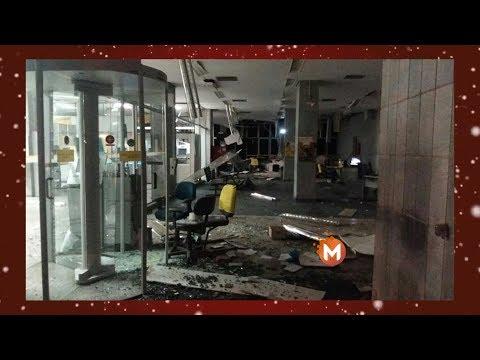 Explosões a bancos: Passos é alvo de bandidos e tem agências explodidas