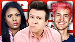 Ninja's Female Streamer Controversy, Secret Trump Audio Released, & Stolen Airplane Security Scare