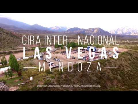 Las Vegas, Mendoza - Gira Inter-Nacional