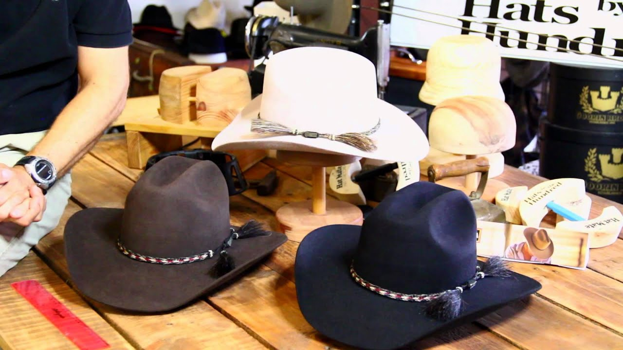 Akubra Rough Rider Hat Review- Hats By The Hundred - YouTube 247a9a6deac8