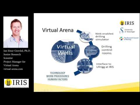 Virtual Arena for Drilling and Well Operations