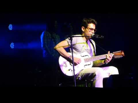 John Mayer Dreaming With A Broken Heart - Live Ziggo Dome 2014