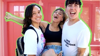 Download I FLEW TO LA TO SURPRISE MY BEST FRIENDS!! (THEY HAD NO IDEA!) Mp3 and Videos
