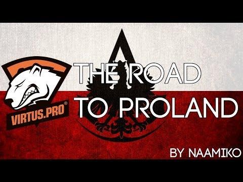 Virtus Pro - The Road To Proland (Katowice CSGO 2014)