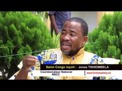 Salon Congo reçoit Jonas Tshiombela (NSCC)