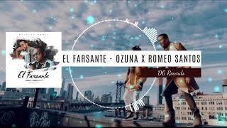 Ozuna x Romeo Santos - El Farsante Remix (Instrumental + LETRA) Karaoke