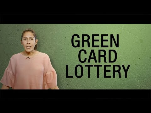Goodbye to the US Green Card lottery - The Feed
