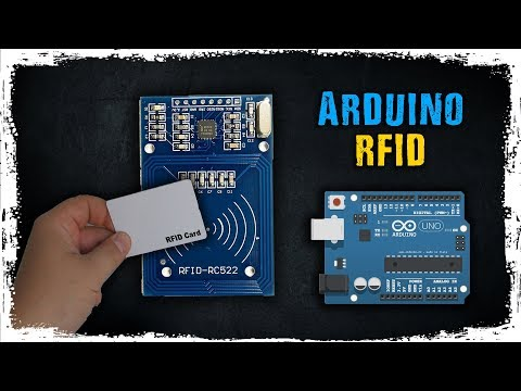 Arduino RFID Sensor (MFRC522) Tutorial