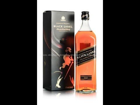 Виски обзор Johnnie Walker