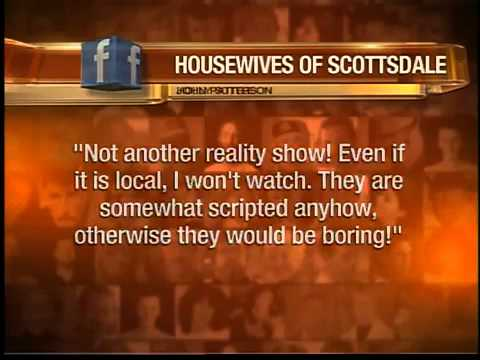 Would 'Housewives' help or hurt Scottsdale's image?