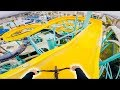 - BMX VS WATERPARK! DOWN THE BIG SLIDES
