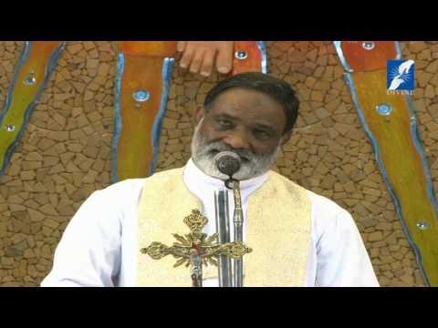 On Suffering. Fr. Mathew Naickomparambil VC. (Malayalam) Divine TV .....