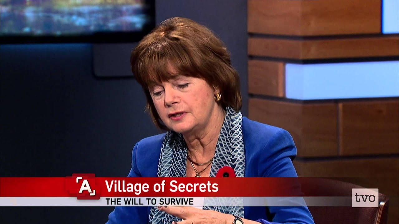 Caroline Moorehead: Village of Secrets - YouTube