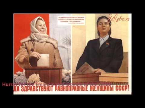 Elizabeth Wood on Gender in Russia