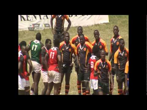 The 2014 Elgon Cup U-19 Category Return Leg -Courtesy of Zuku Sports