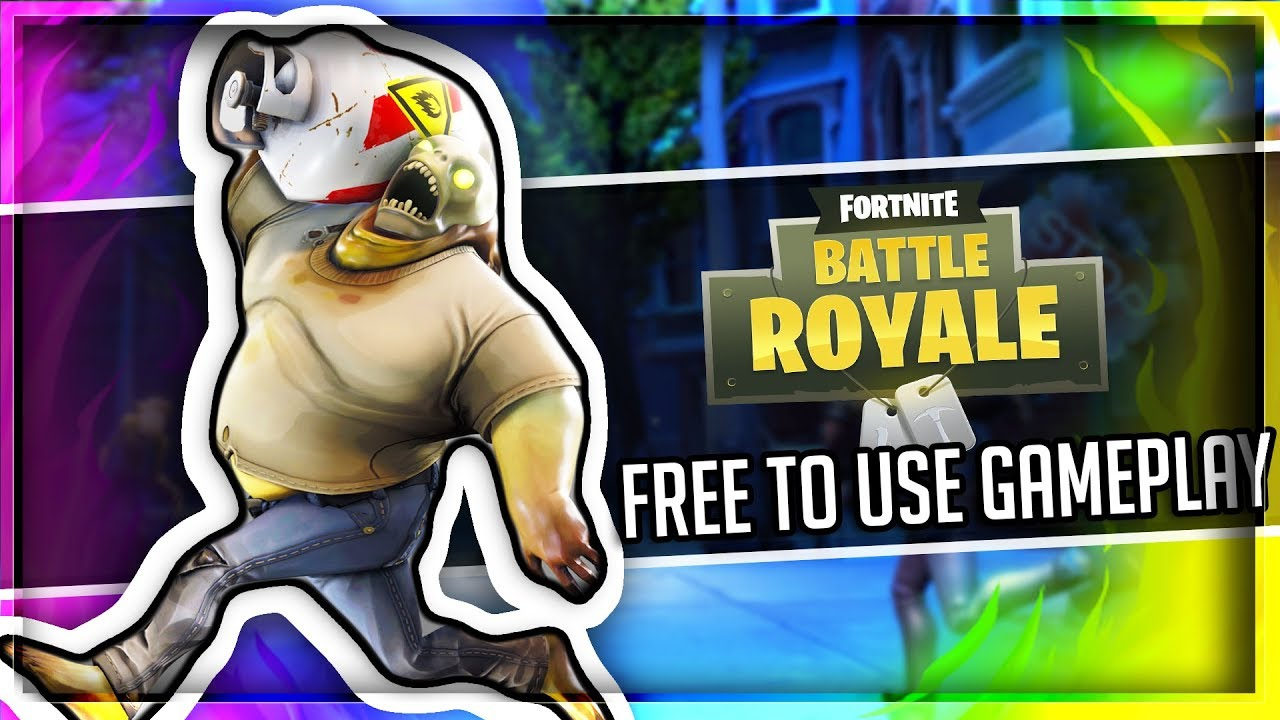 Fortnite Gameplay  Free To Use Gameplay Lostxkost