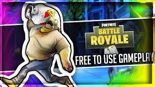 Fortnite Gameplay #1 -FREE TO USE GAMEPLAY- | LostxKost