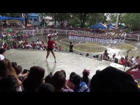 Banda San Jose Best Baton Majorette Exhibition @ Tanay Rizal 2017