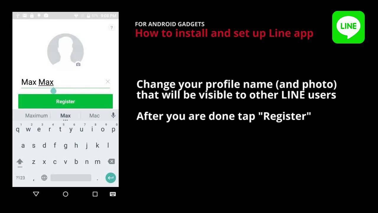 Скачать приложенье line на андроид