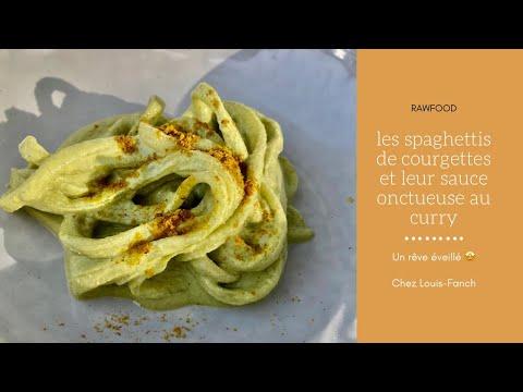 la-sauce-onctueuse-au-curry-et-les-spaghettis-de-courgette-.-une-merveille-!-recette-écrite-⬇️