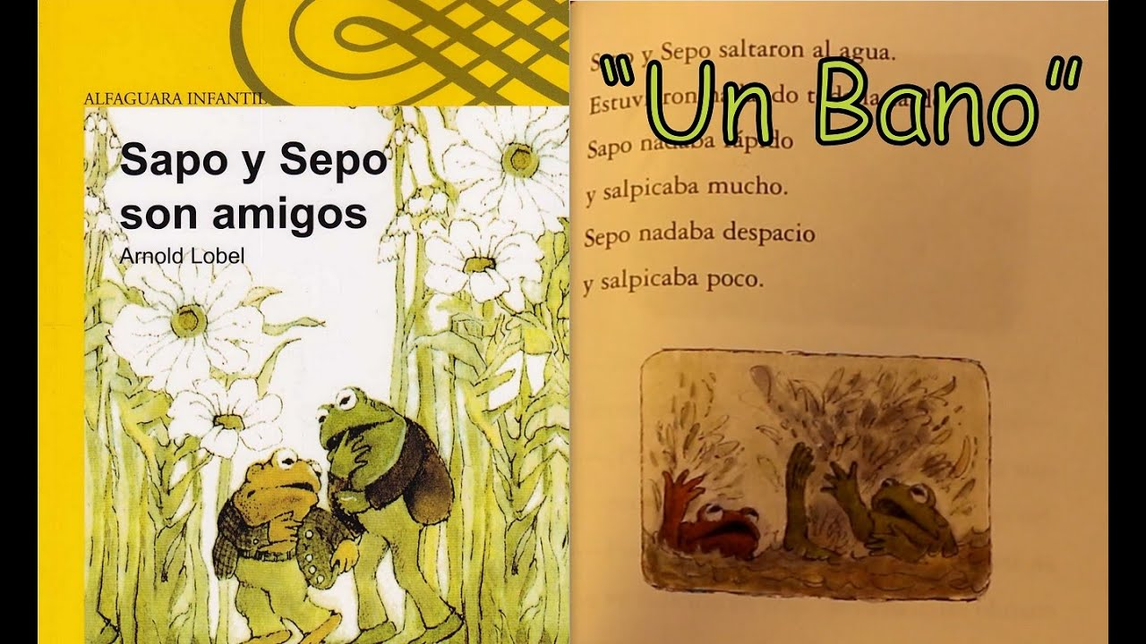 DESCARGAR LIBRO SAPO Y SEPO SON AMIGOS PDF