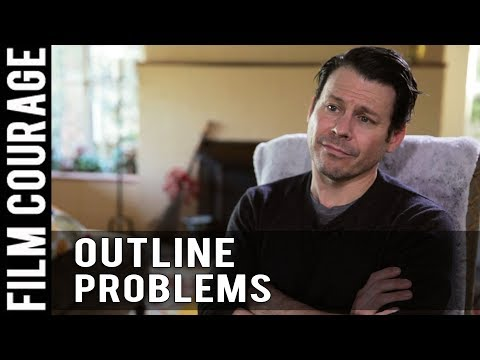 The Problems With Outlining A Screenplay by Blayne Weaver
