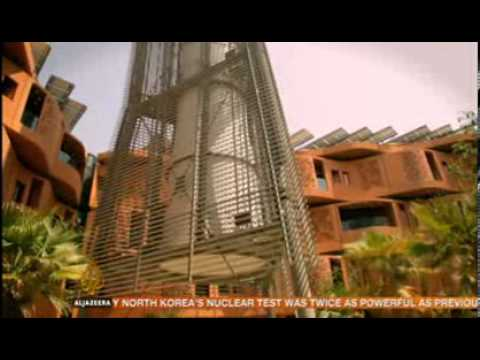 Masdar Sustainable City Project