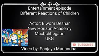 Different reactions of children || funny video 2018