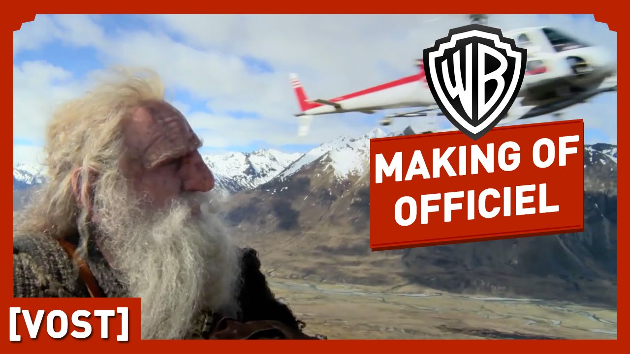 Le Hobbit - Making Of (VOST) / Journal de Bord 6 - Peter Jackson