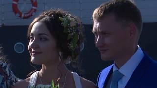 Свадьба Марины и Алексея (г.Иркутск, ледокол Ангара)