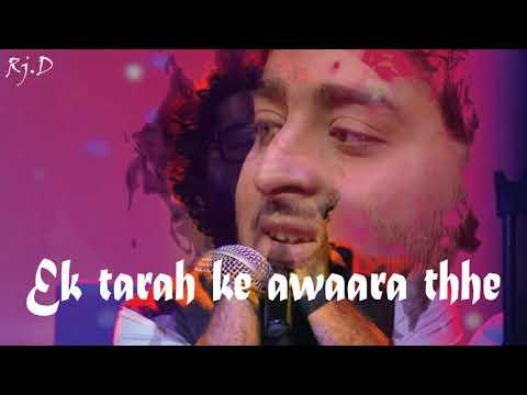 Sajde Arijit Singh Kill Dil Lyrics