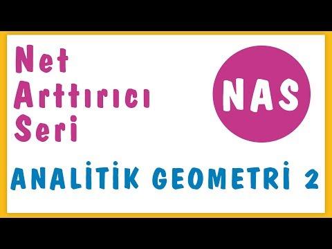 N.a.s. Analitik Geometri 2 Şenol Hoca Matematik