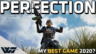 THIS WAS PERFECTION - Was this my best game in 2020 (Don't miss this) - PUBG