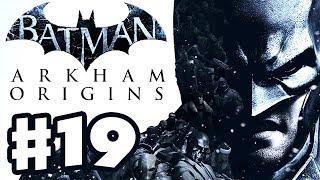 Batman Arkham Origins - Gameplay Walkthrough Part 19 - The Morgue (PC, Xbox 360, PS3)