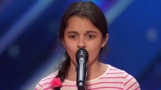 America's Got Talents - charming singing/американский талант - волшебное пение