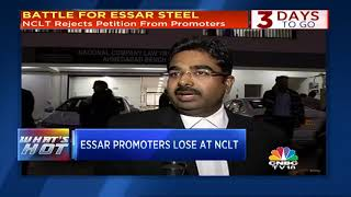 Essar Promoters Lose At NCLT