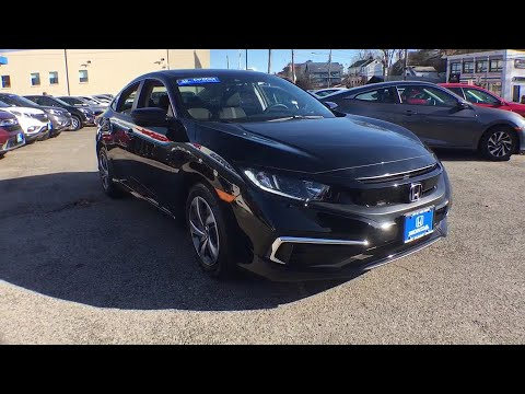 2019 Honda Civic White Plains, New Rochelle, Westchester, Scarsdale, Greenwich, NY U31361L