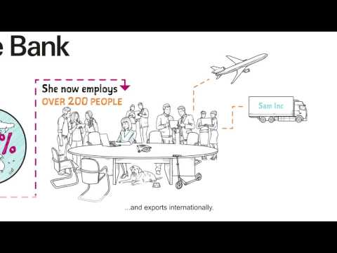HSBC Private Bank Entrepreneur Animation - 1 million impressions in 7 days!