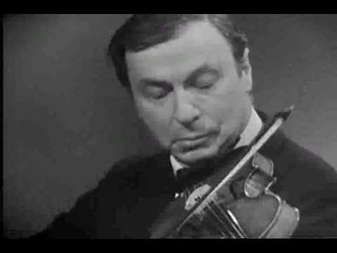 Nathan Milstein 'Paganiniana'