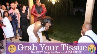 😭The Best Proposal EVER!! | Grab Your Tissues | Everyone Knew But ME!