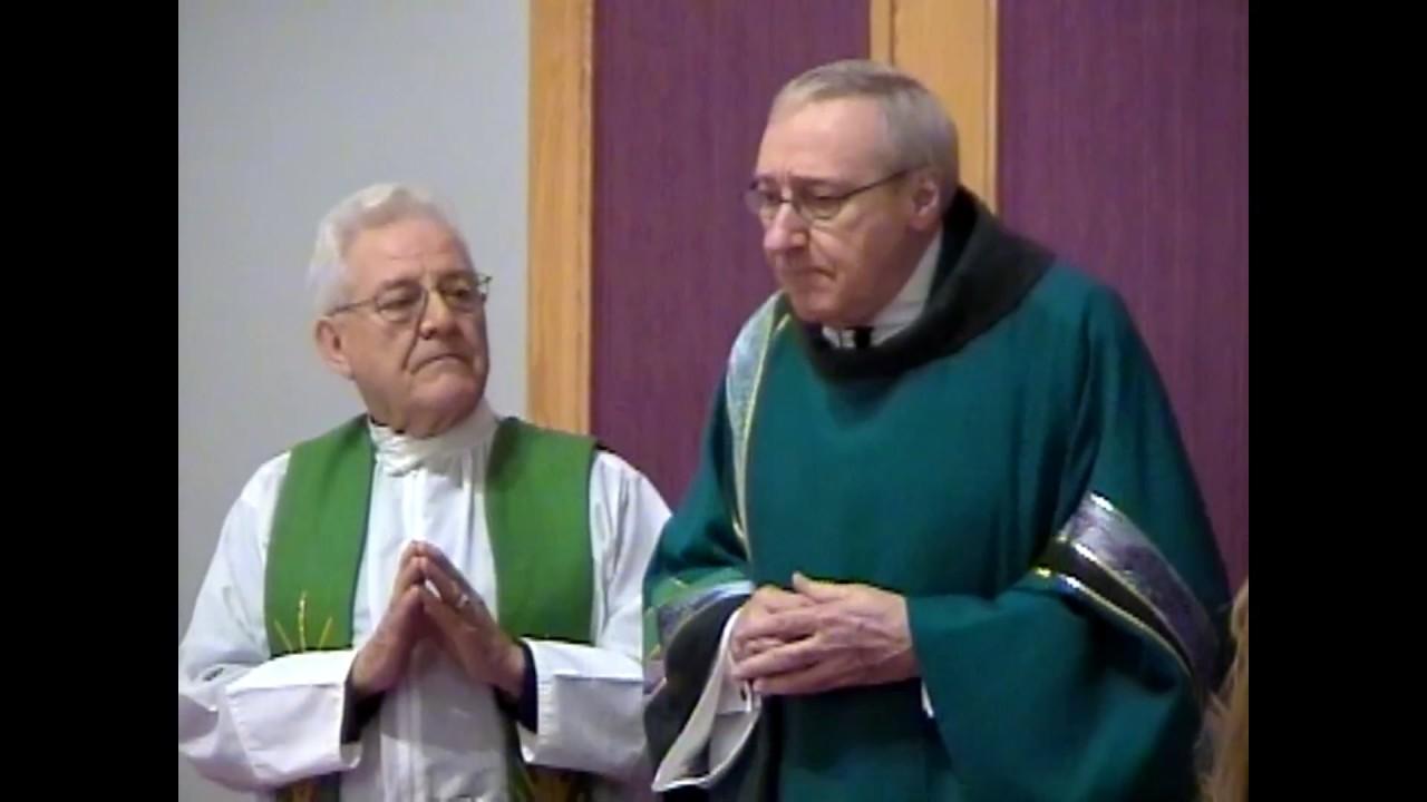 Fr. L. Deno 50th Anniversary Mass 6-21-09