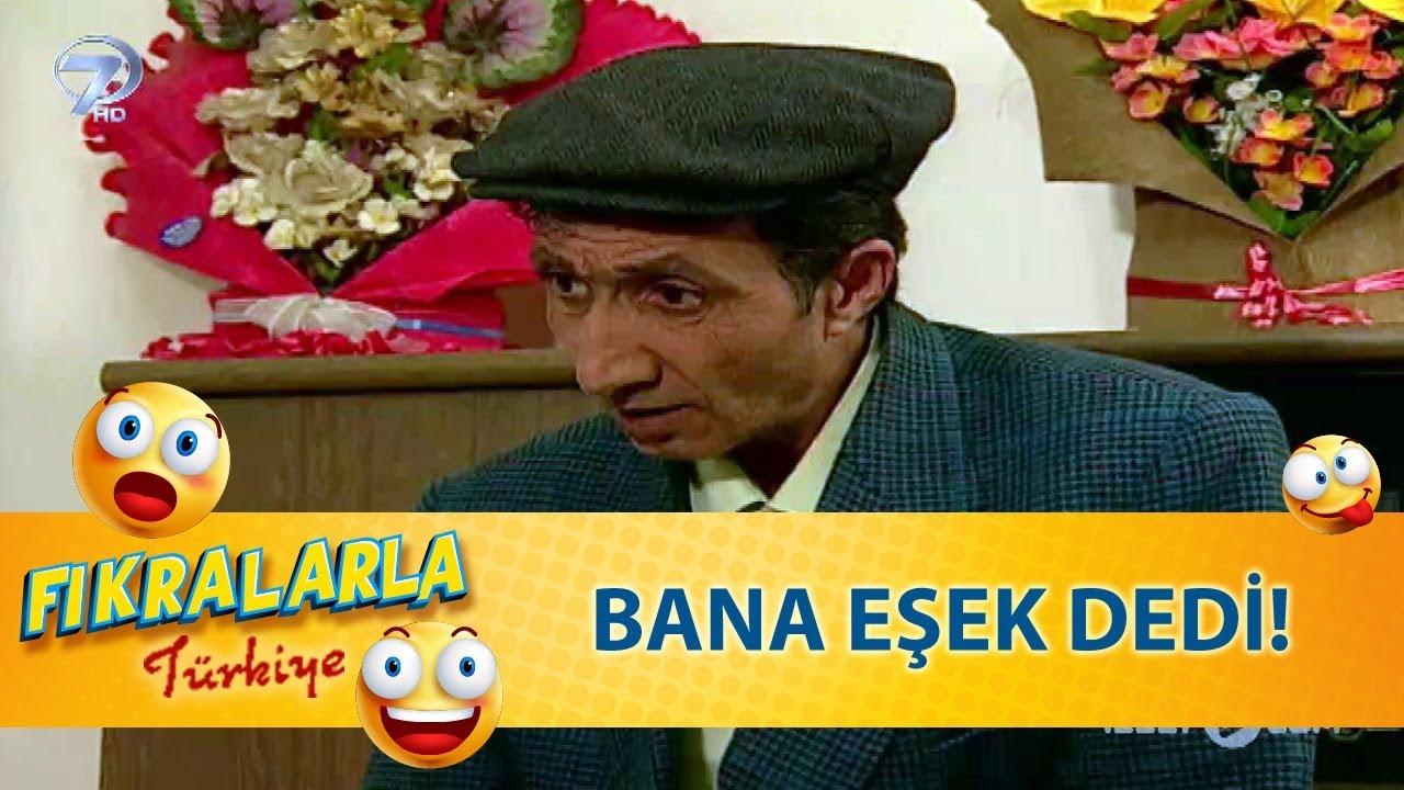 Bana Eşek Dedi - Türk Fıkraları  108