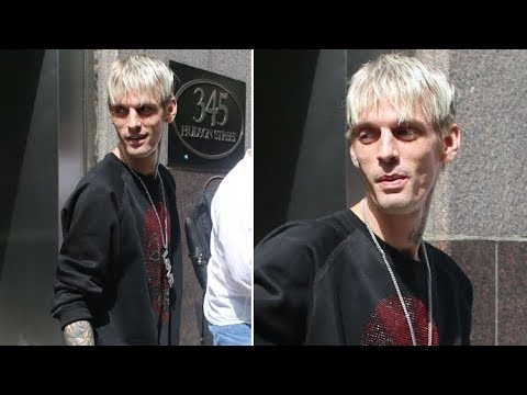 Aaron Carter Says His Fans Are His Family More Than His Biological Relatives