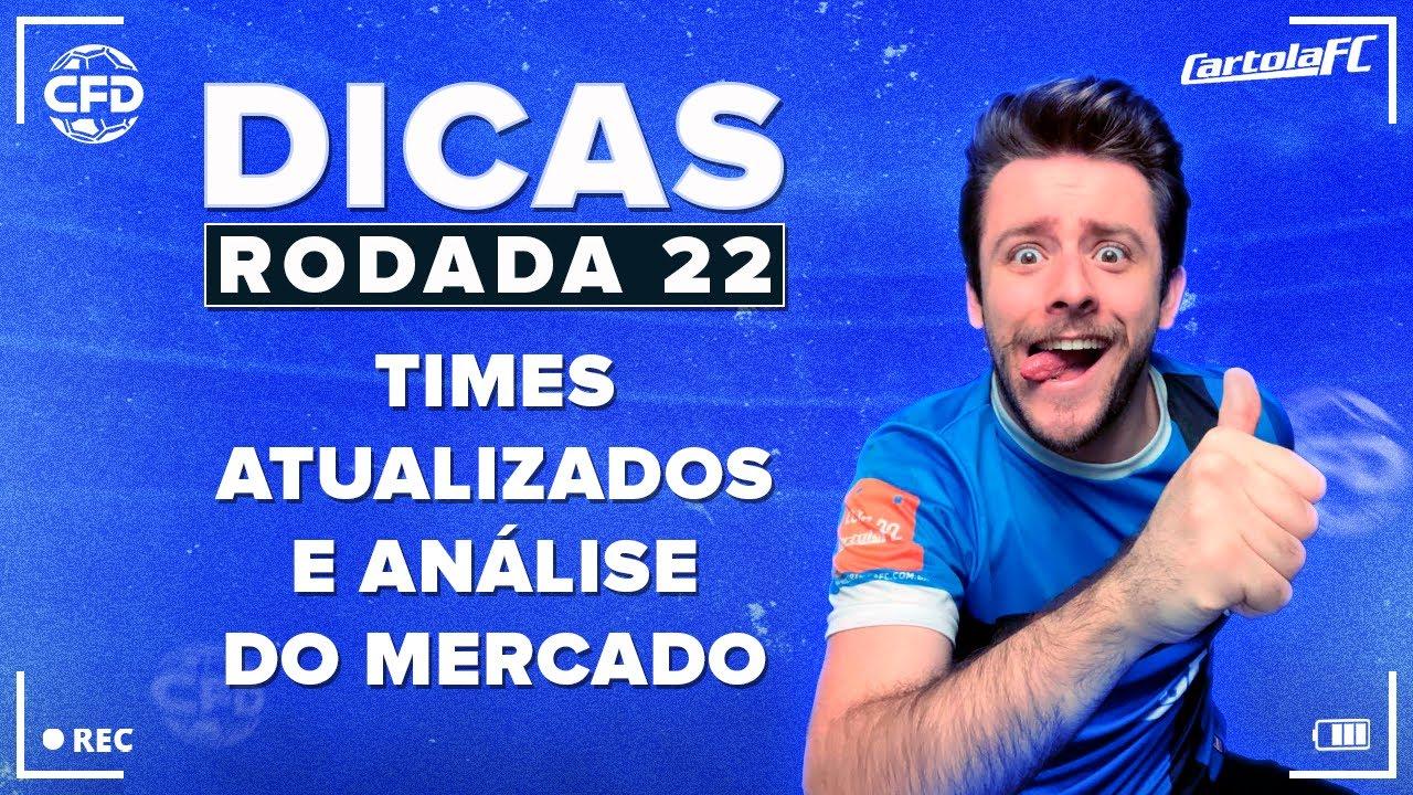Download A MITADA VEM COM ESSAS MUDANÇAS - DICAS RODADA #22 | CARTOLA FC 2021