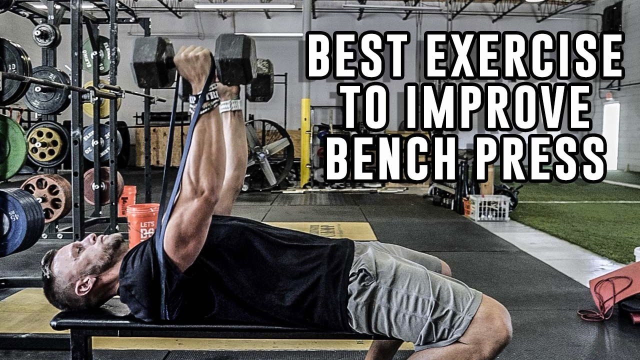 Best Exercise To Improve Bench Press Overtime Athletes