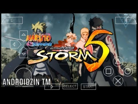 Cara Download Di Android Game Naruto Shippuden Ultimate ...